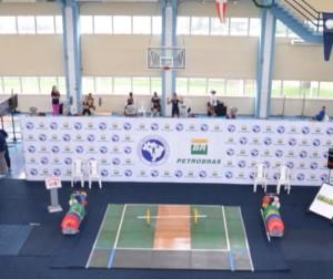 Ginásio de LPO do CEFAN/RJ receberá os Campeonatos Brasileiros Sub 15 e Sub 17, realizado pela CBLP
