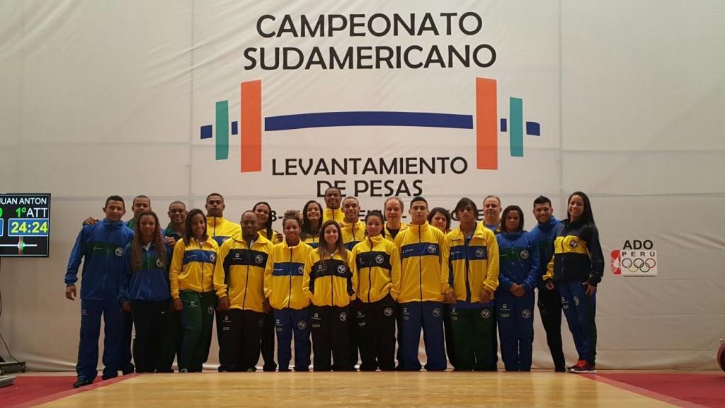 Sul-americanos Peru - dez 2015