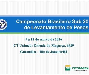 Campeonato Brasileiro Sub 20  2016