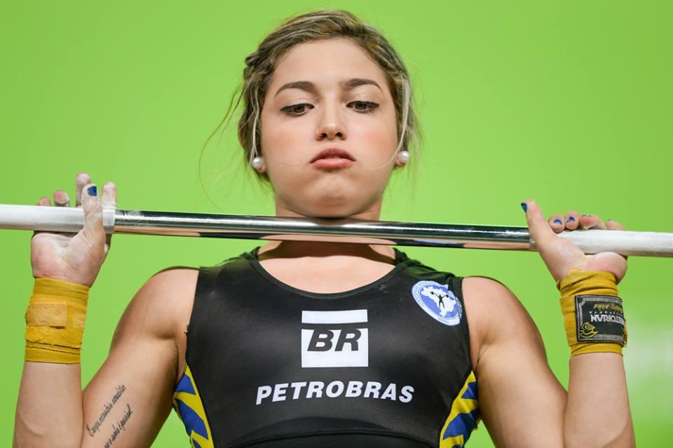 Campeonato Sul-americano/Evento-Teste