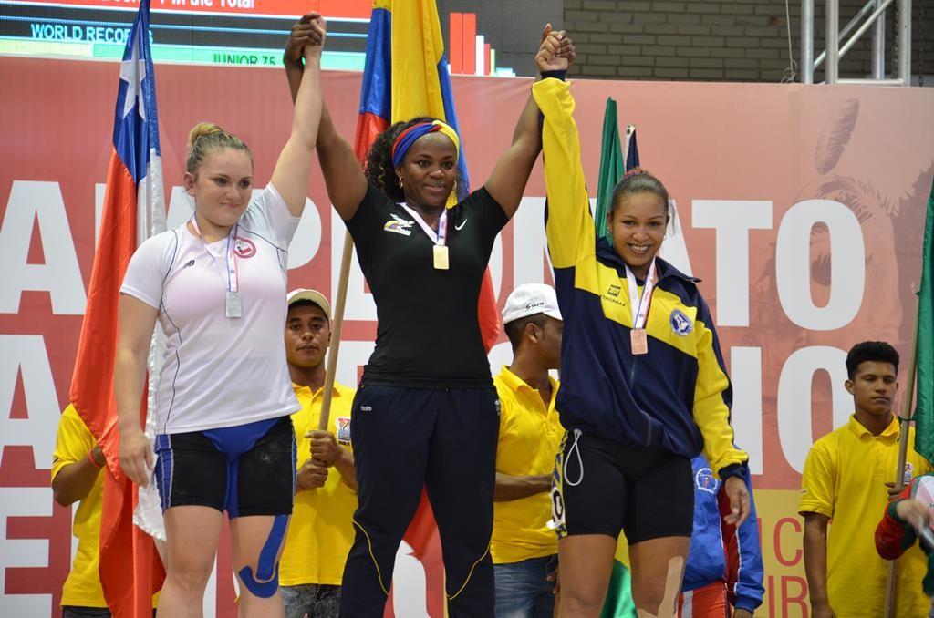 Jaqueline Ferreira garantiu o bronze no arremesso. Foto: Divulgação CBLP.