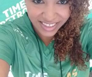 Jaqueline Ferreira disputa os Jogos Olímpicos pela segunda vez