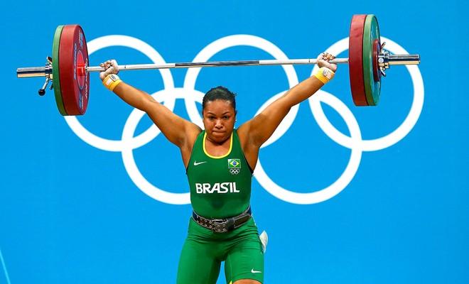 Jaqueline Ferreira disputa os Jogos Olímpicos pela segunda vez. Foto: Reuters