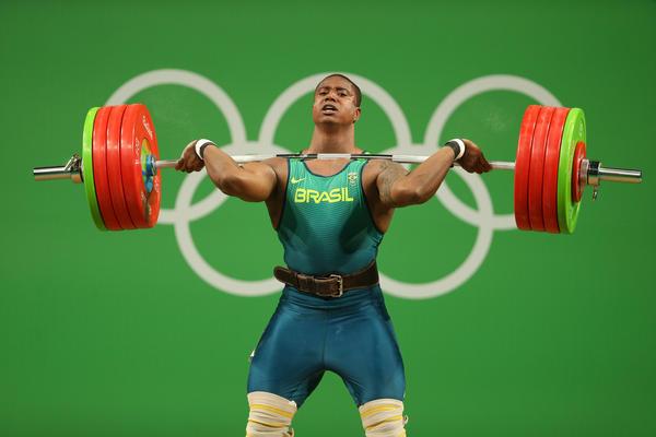 Mateus Machado, categoria 105 kg. Foto: Saulo Cruz - Exemplus - COB