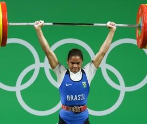 Rosane Santos ficou em 5º nos Jogos Olímpicos Rio 2016. Foto: Flavio Florido - Exemplus - COB