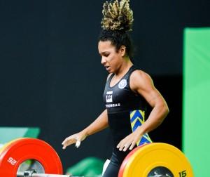Letícia Laurindo, bronze no Sul-americano 2016, é um dos destaques do Campeonato Brasileiro. Foto: Alex Ferro.