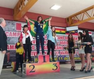 Sul-americano Sub 17 - Vitória Rodrigues