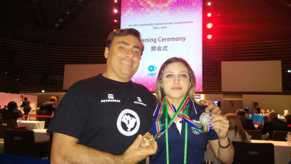 Márcio Jr. e Luana Madeira