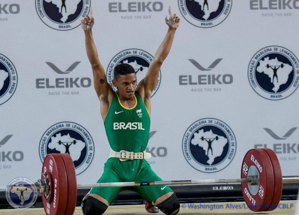 Campeonato Brasileiro Adulto 2018